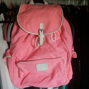 Victorias secret pink backpack